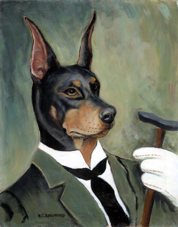 Mr Doberman